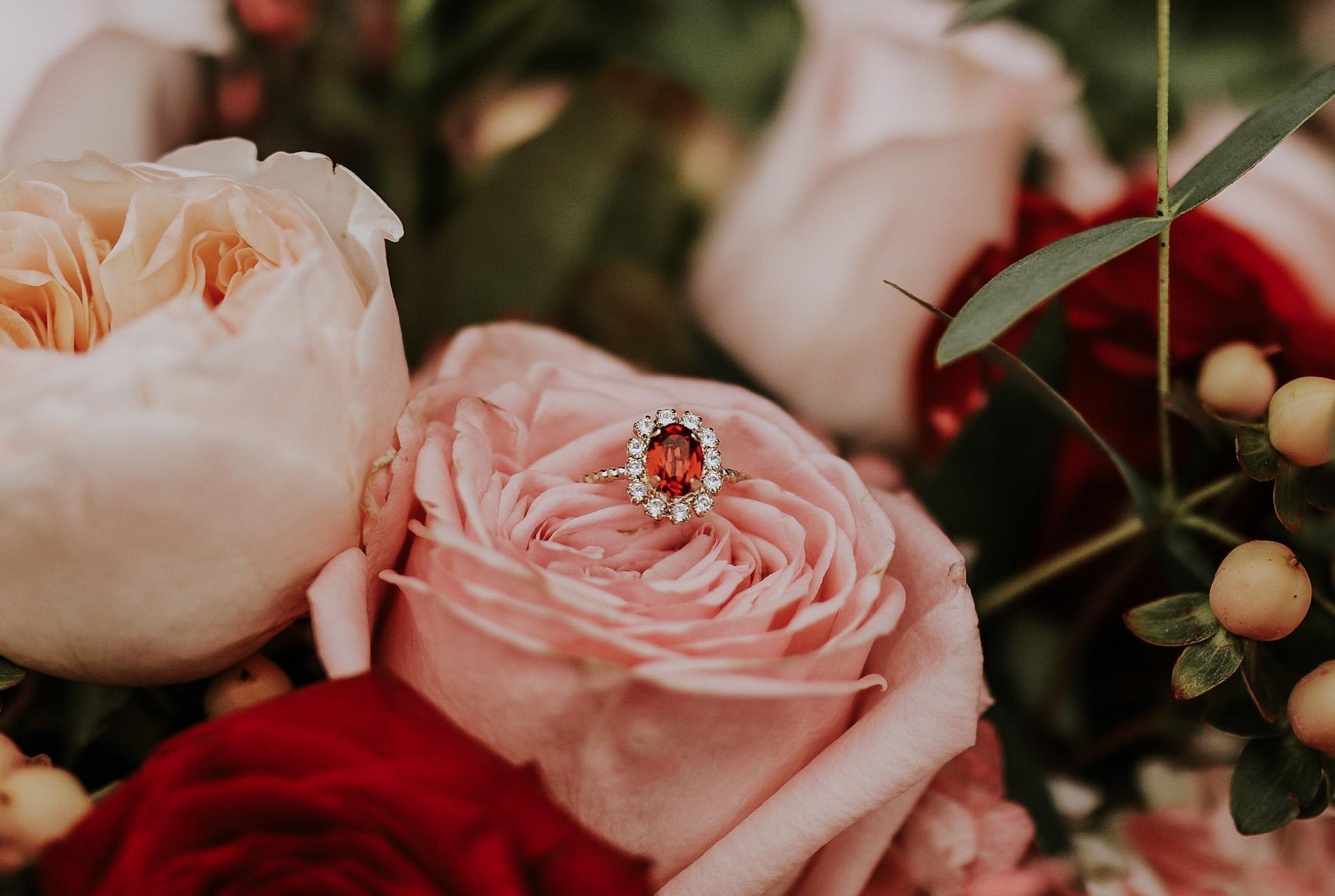 Valentines + Vows